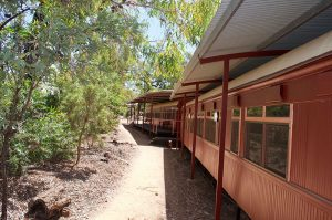 undara railway carriages