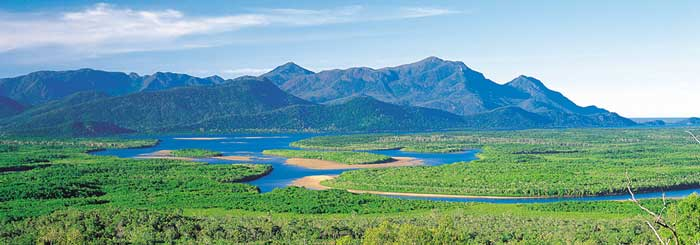 great great way view of hinchinbrook