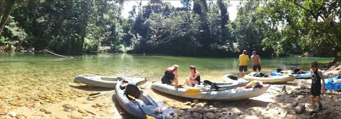 picture of ingan kayaking tour tully