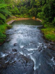 malanda waterfalls, cairns tablelands