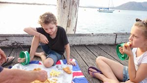 fish and chips cooktown australia