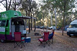big crystal creek campground