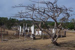 cooktown cemetrery