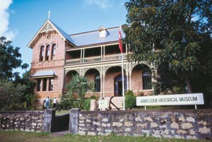 james cook museum cooktown