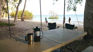 elim beach campsite