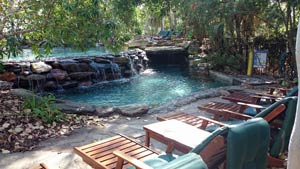 pool at thala beach lodge