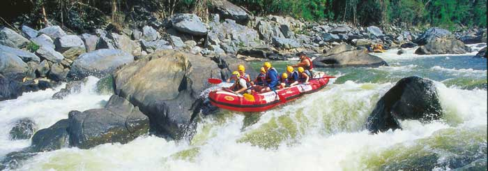 outdoor adventure travel in fnq
