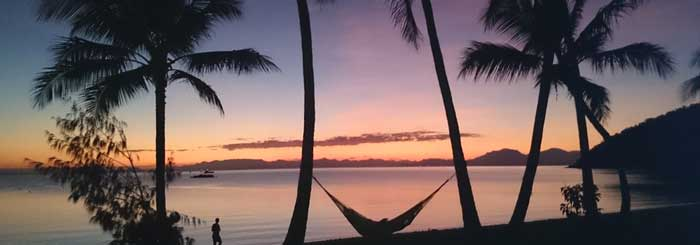 orpheus island, NQ, best romatic getaways