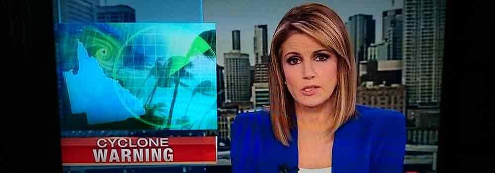 tv warning cyclones in australia