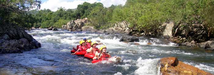 river tubing australia