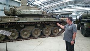 cairns tank museum