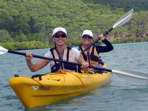 whitsunday sea kayaking