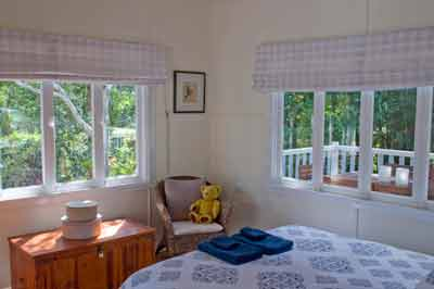 accommodation in yungaburra