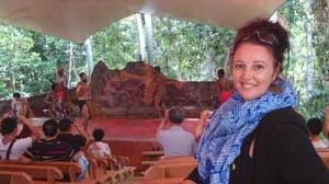 rainforestation aboriginal dancing