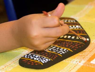 Aboriginal Art Classes Near Port Douglas