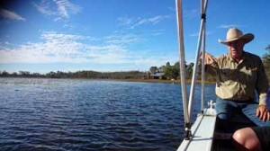 mareeba wetlands boat cruise