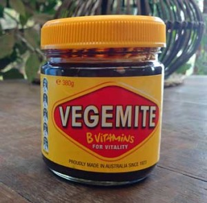 what is vegemite