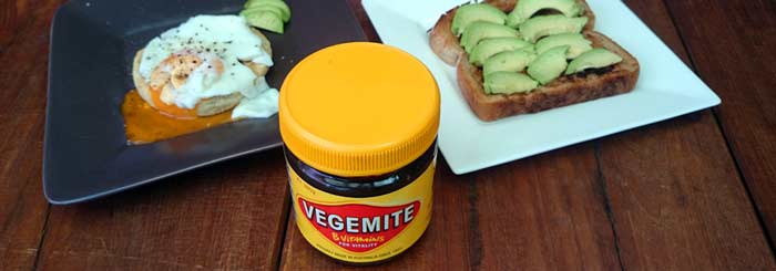 vegemite recipes