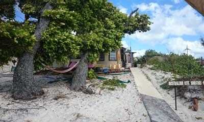 kite surfing elim beach