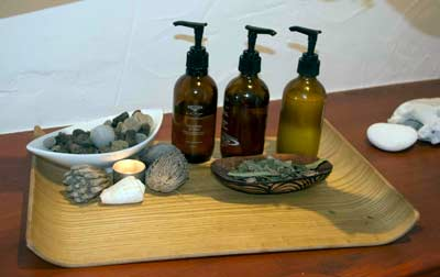 Hotel toiletries do you take them or leave them for Bathroom tray for toiletries