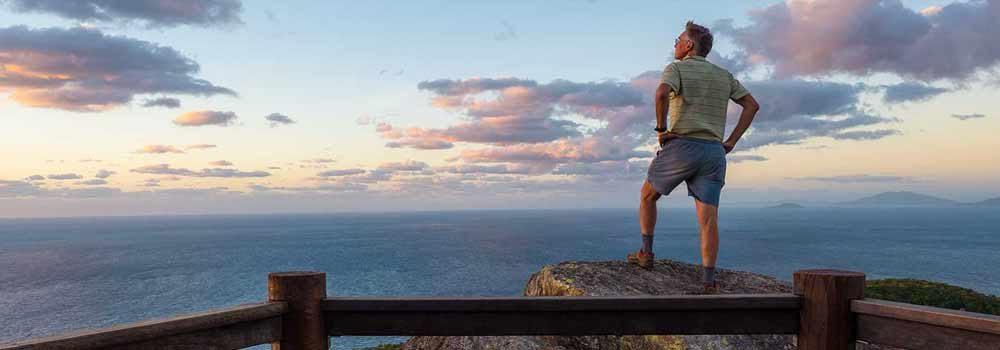 fitzroy island scenic lookouts