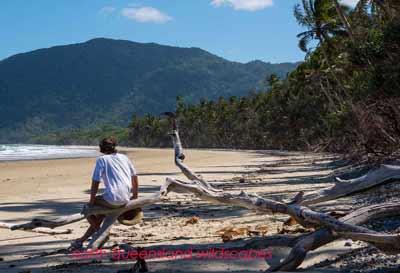 cedar bay beach camping
