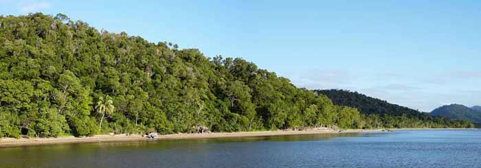 coastal camping fnq