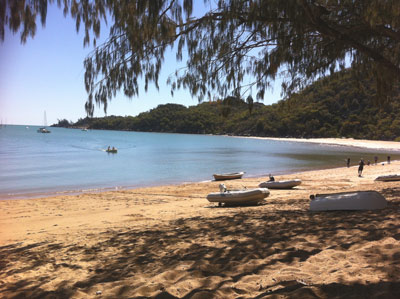 horseshoe bay magnetic island