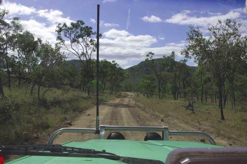 road to emu creek north queensland