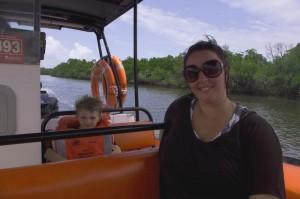 boat to hinchinbrook island