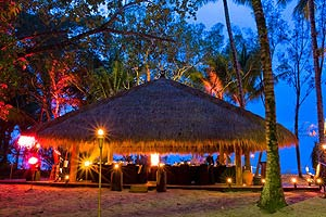 beach shack at kewarra beach resort
