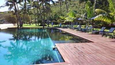 pool at orpheus island