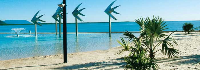 picture of cairns lagoon