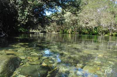 goldsborough valley swim hole