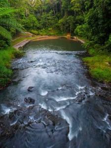 malanda waterfalls, cairns tablelands
