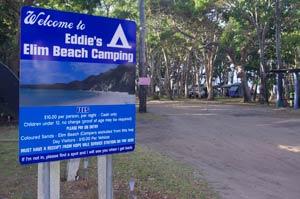 elim beach campground