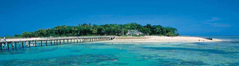 Travel NQ's Guide to North Queensland Island Resorts