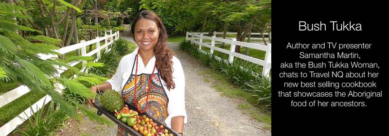 Aboriginal Food: Interview With the Bush Tukka Woman