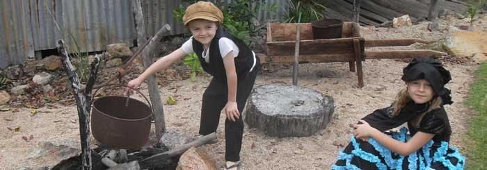 Step Back in Time at Historic Village Herberton, Australia