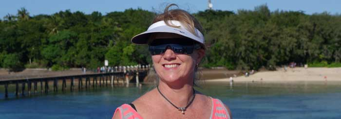 MD of big cat green island reef cruises