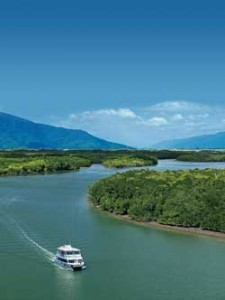 picture of trinity inlet cairns