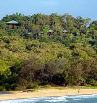 thala beach eco resort, port douglas