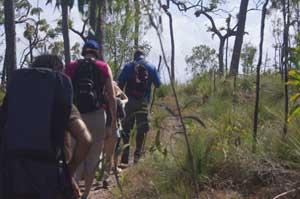 bama way aboriginal walking trail