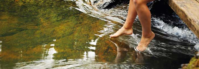 Wicked Whitsunday Waterholes