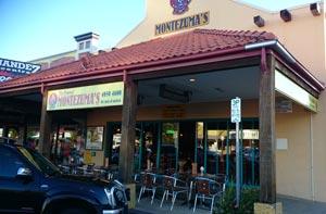 montezumas restaurant cairns