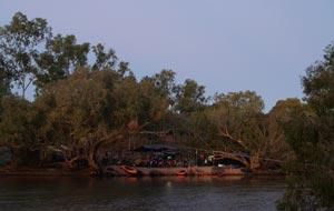 creekside camping tate river