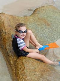 snorkeling fitzroy island queensland