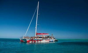 picture of passions of paradise boat