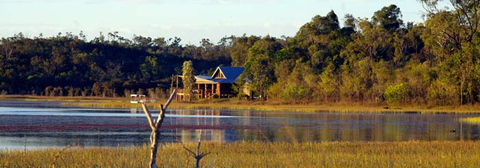 Jabiru Safari Lodge: Glamping in FNQ