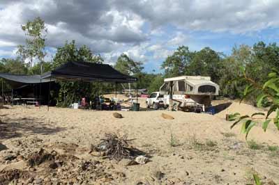 karma waters camping